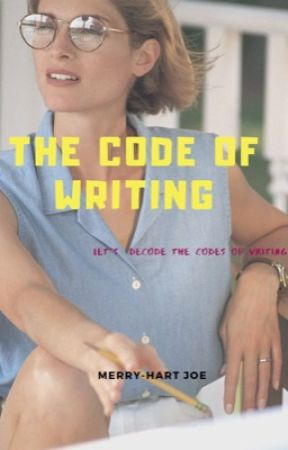 The Code of Writing  by pres_inspiry