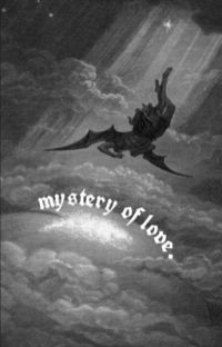 MYSTERY OF LOVE, regulus black  cover