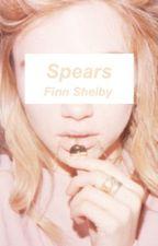 Spears.         Finn Shelby  by alphabitchy