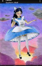 a strange world by Caddybeautiful