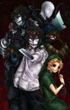 the forgotten Child creepypasta x Child reader [Dis-Continued] by luna_shadow_wolf