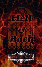 Hell and back (shy male reader x all female demon school) by Reaper-fire