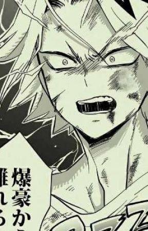 Kaminari Oneshots and Drabbles by sol_ink_slinger