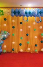 Balloon Decoration in Bangalore - Quickon.in by QuickonRentals