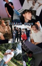 tik tok boys by colsonbakeerr