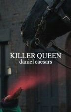 KILLER QUEEN → B. GOLD by danielcaesars