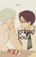 grape soda ¬shun kaido x aren kuboyasu¬ by lverboy