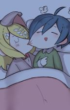 Don't mind the cute cover it's really a Bunch of saimatsu smut one-shots by Fake-Droopy