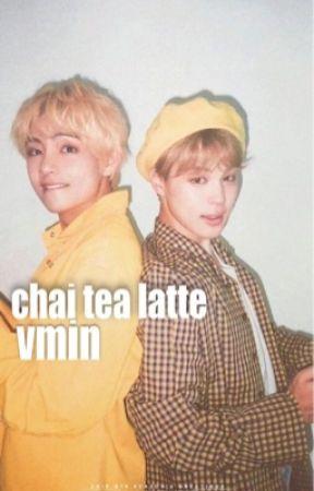 chai tea latte • vmin by namjoon_boii