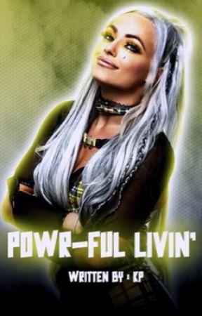 """Powrful Livn'"" Liv Morgan X OC (COMPLETE) by KITSUN3POWR"