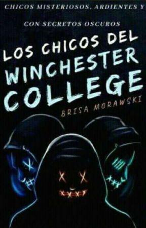 Los chicos del Winchester College© [SAGA PSICÓPATA 1✅] by BriiMorawski