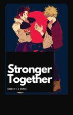 KiriBaku  - Stronger Together by shrinky_dink