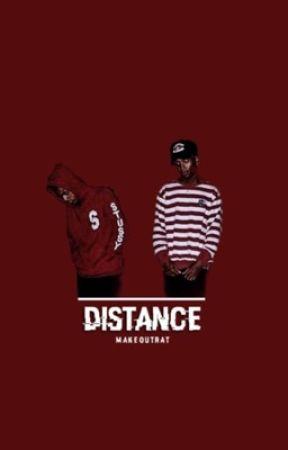 DISTANCE // slumptacion by MAKEOUTRAT