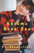 Kdrama Book 1 by tokitosakura