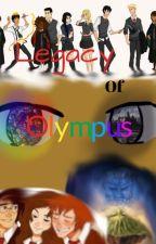 Legacy of Olympus by Blueleaf0201
