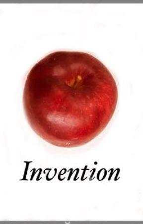 Invention  by violetlyvanilla