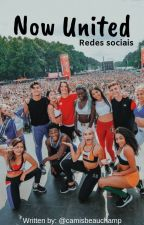 Now United - Redes Sociais by camisBeauchamp