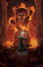 Dark Wizard Rules Harry Potter 's World bởi ImmortalLightGod