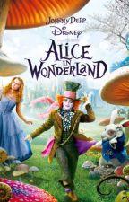 Alice in wonderland (het boek) by danithia2