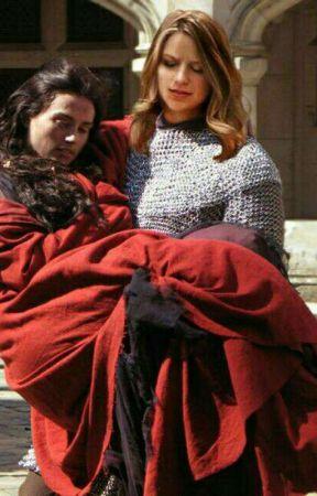 Krasnaya Doch' And Morgana Pendragon  by AlexExcel88120120