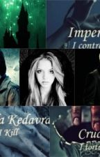 Córka Voldemorta by MagdaPodolska