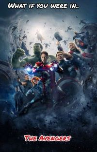 What If You Were In The Avengers? cover