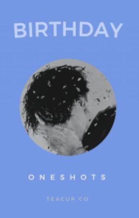 Birthday | Levi Oneshots by TeacupCo