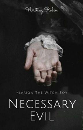 Necessary Evil | Klarion Bleak by batmans-attic
