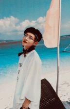 vacation boy   bts ambw   taehyung (v)  by taehyungbw