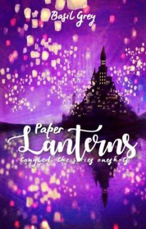 Paper Lanterns | Tangled: The Series Oneshots by BasilGrey