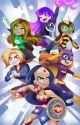 DC SUPERHERO GIRLS HAREM X MALE READER  by Treyvion