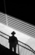 El hombre del sombrero de ala ancha by IakiCampomanes