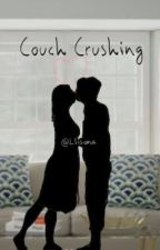 Couch Crushing by Llisona