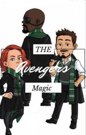 The Avengers Magic by Monkeybella710