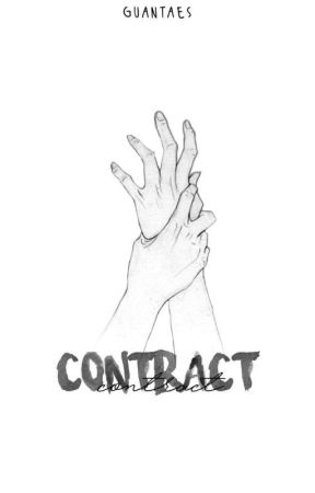 contract ㅡ cho seungyoun  by guantaes