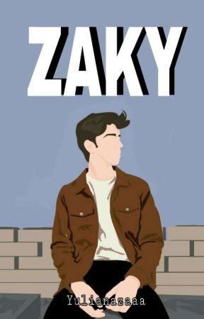 ZAKY [END] by Yulianazaaa