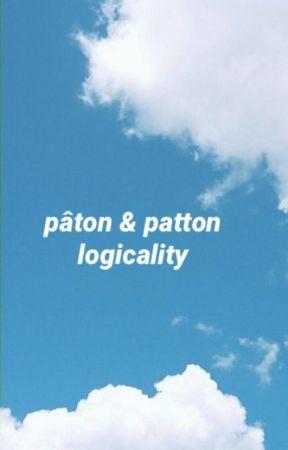 Pâton & Patton (Logicality) by EXALTIORA