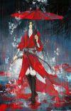 Blood Rain Reaching Toward A Flower, Hua Cheng cover