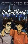 The Half-Blood Brothers cover