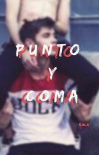 Punto y coma by reiahyuga