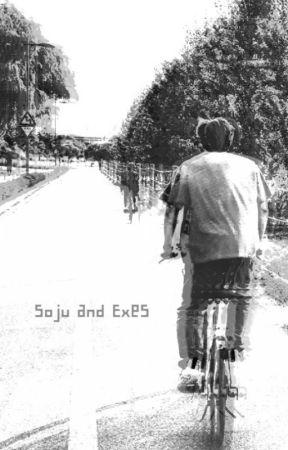 Soju and Exes by dimpleboyjoonie