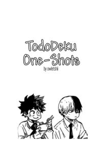 TodoDeku One-Shots cover