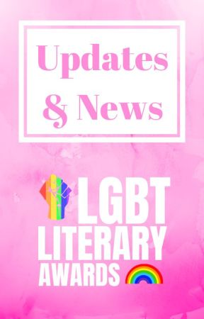 Updates & News by LGBTLiteraryAwards