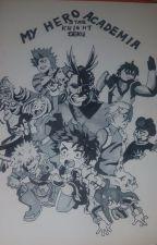 Boku No Hero Academia: Star Knight Deku by Ragnafan1992