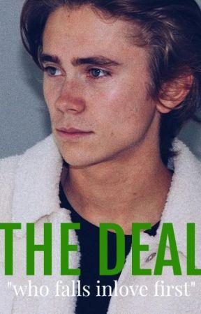 The Deal - Felix Sandman by Pineappleloveerr