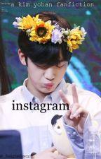 instagram. kim yohan by hyuckisababie