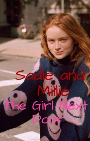 Millie and Sadie   The girl next door by SomeStrangerOnline