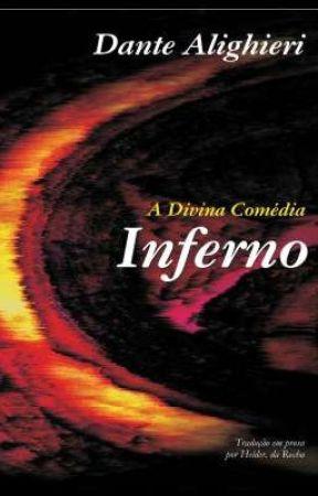 Divina Comédia: Inferno (em prosa) by Livros_A1_Literatura