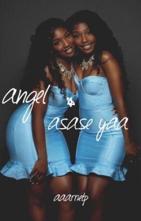 angel & asase yaa by arridaauthor