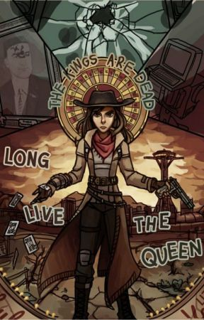 Long live the Queen-Fallout New Vegas by thatcodwriter